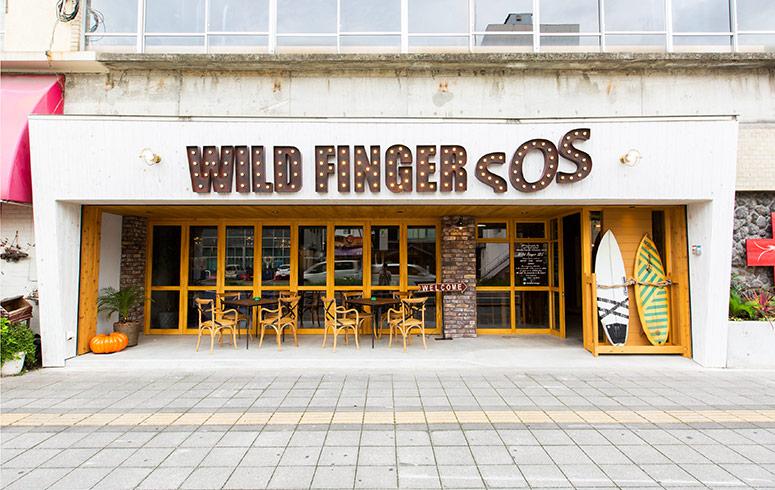 WILD FINGER SOS様1