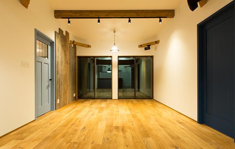 DIYも趣味も一緒に楽しむ広々平屋の家3