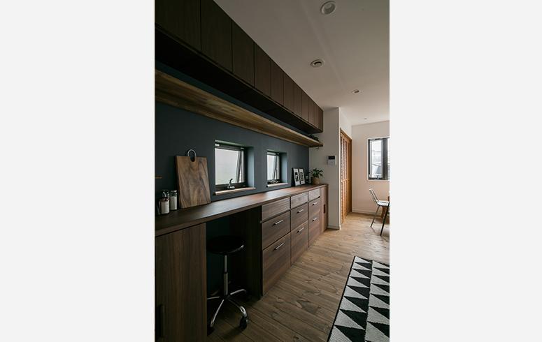 シンプルデザインの家3