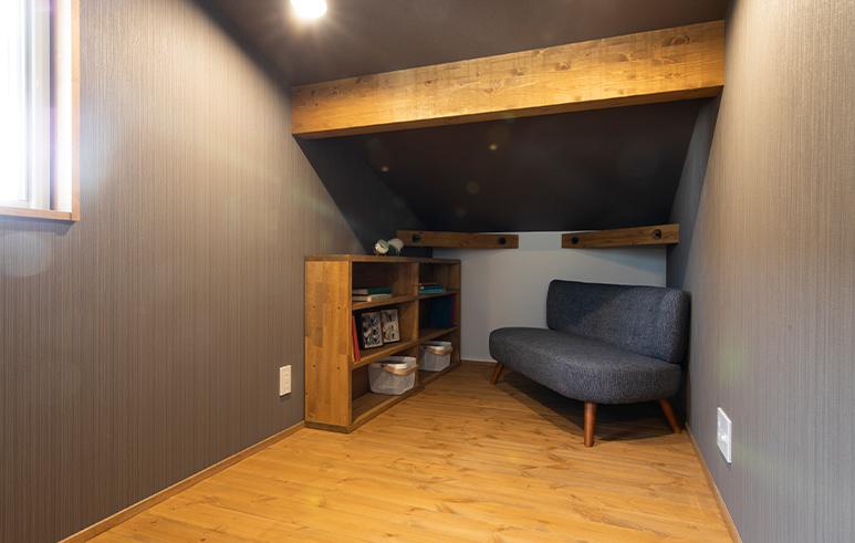 ワンちゃんと暮らすコの字型キッチンが主役の「Cafe House」5